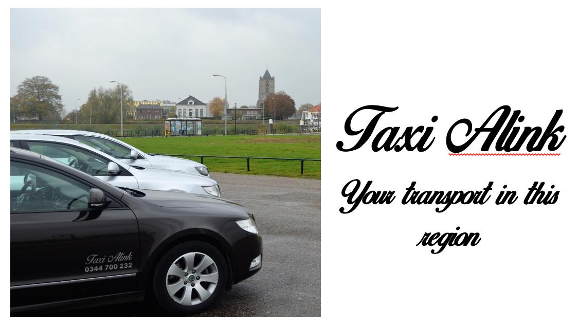 Taxi Alink Logo